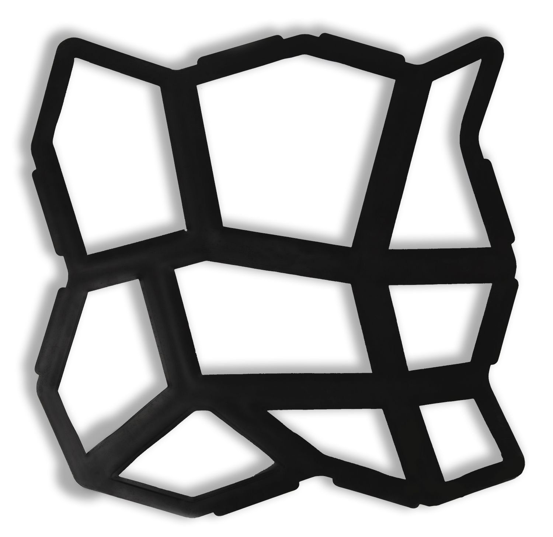Forma per selciato in pietra naturale