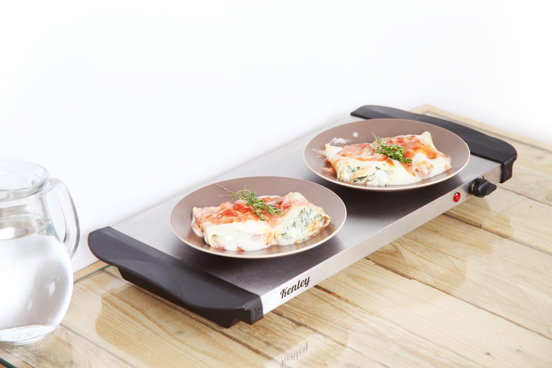 4 5l kenley 3in1 buffet server hot plate food warmer for Casa jardin buffet