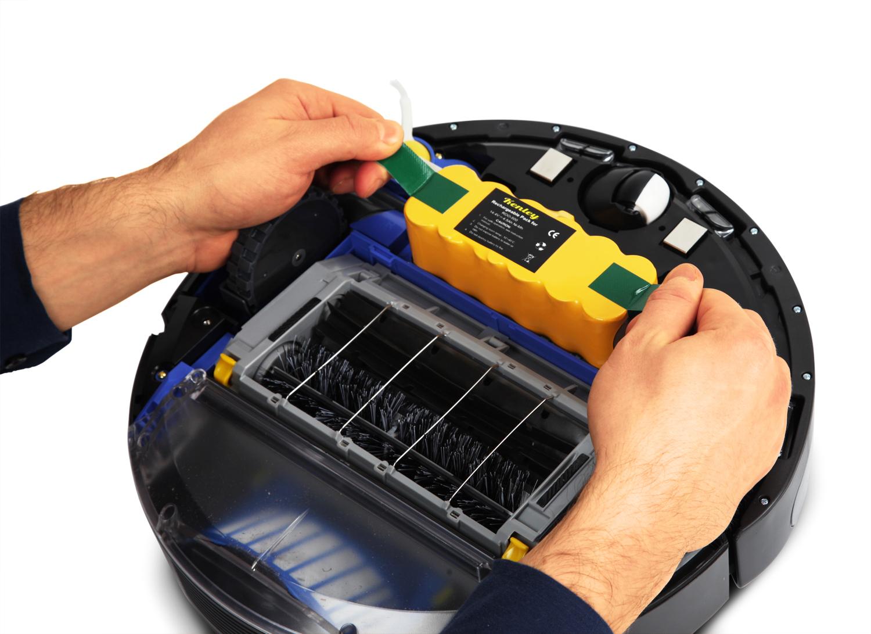 4500mah Battery For Irobot Roomba 520 531 555 563 564 581