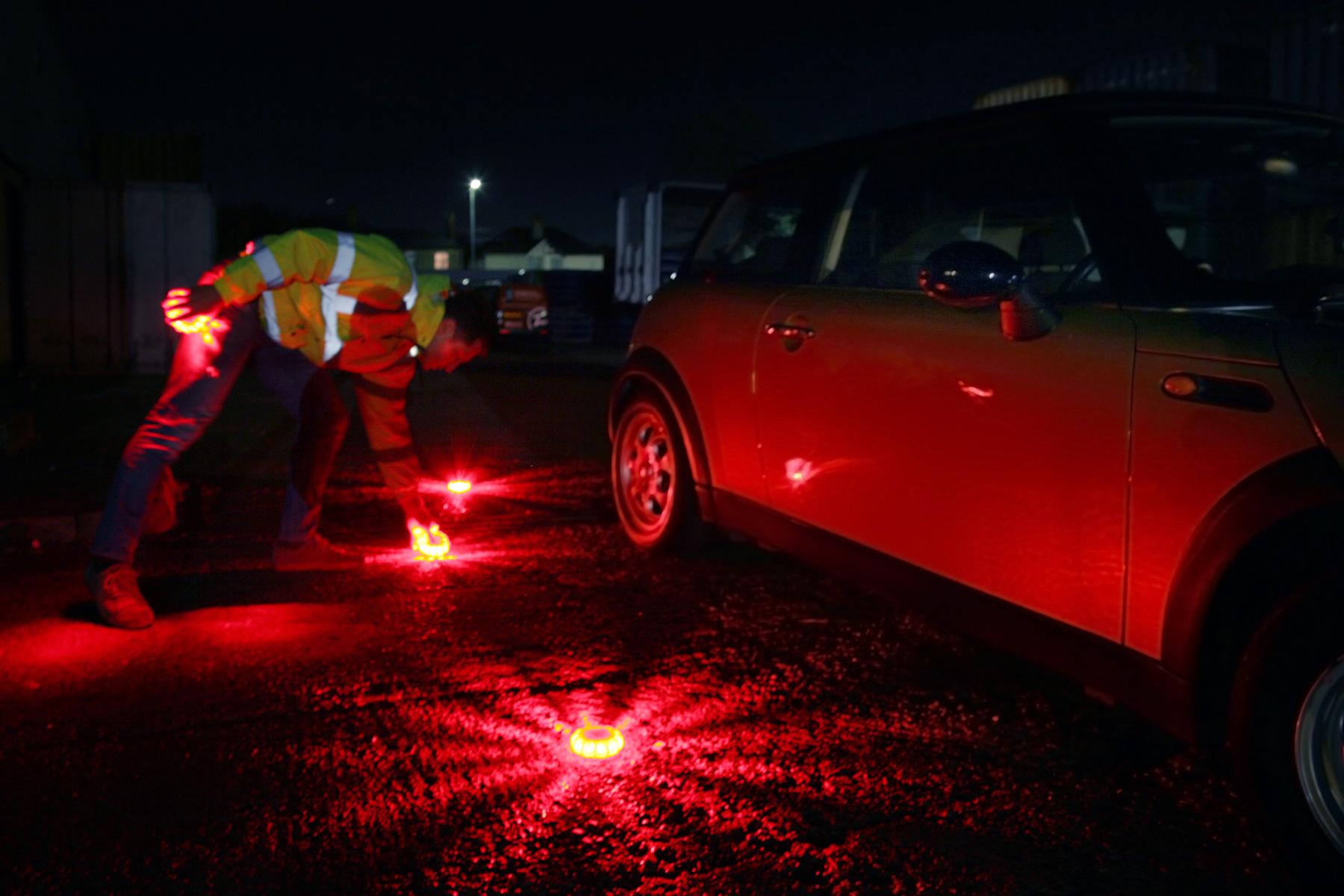 Nordstrand Magnetic Car Vehicle Breakdown Hazard Warning