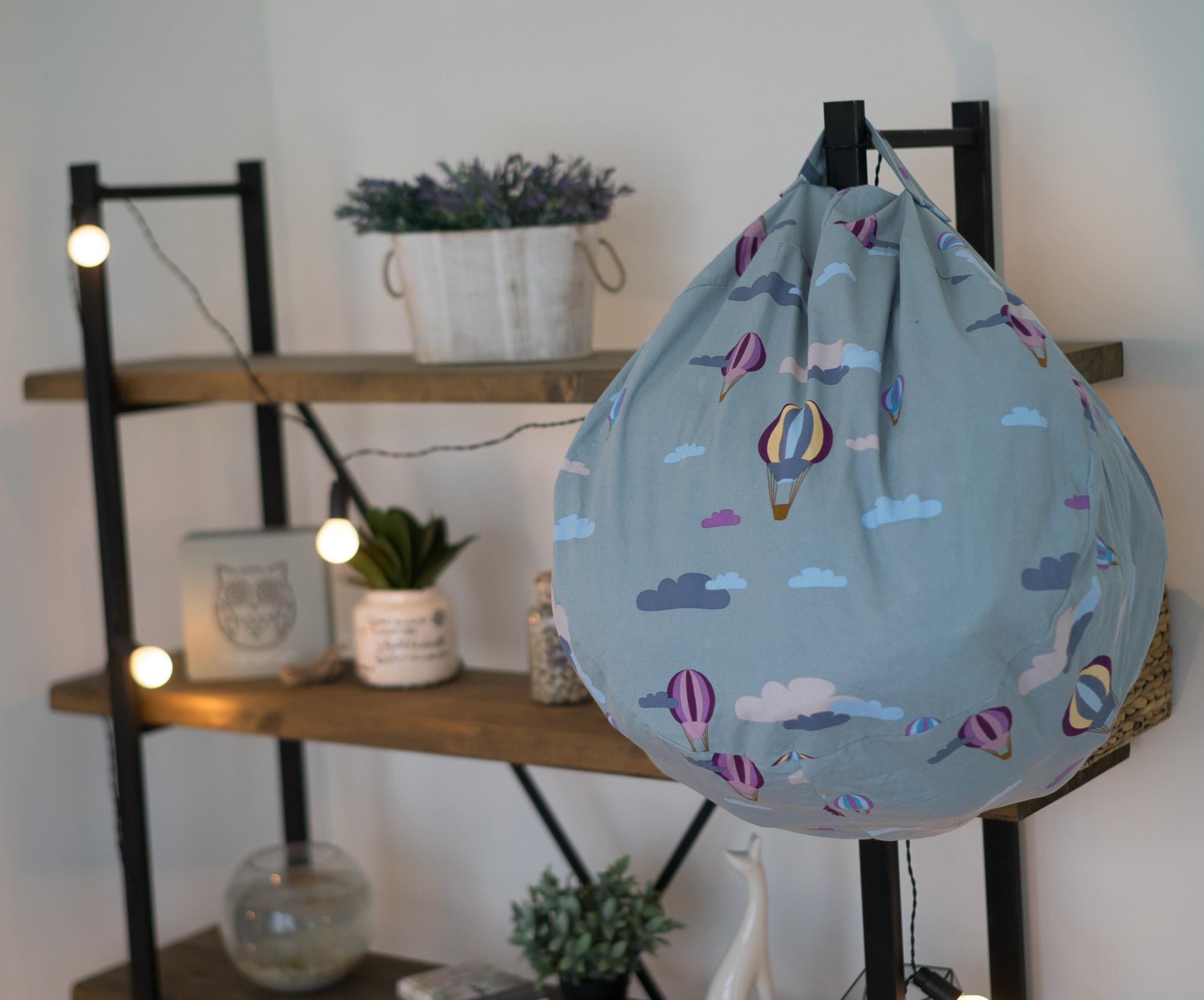 kenley pl schtiere spielzeug aufbewahrung spielzeugkiste korb sitzsack sessel ebay. Black Bedroom Furniture Sets. Home Design Ideas