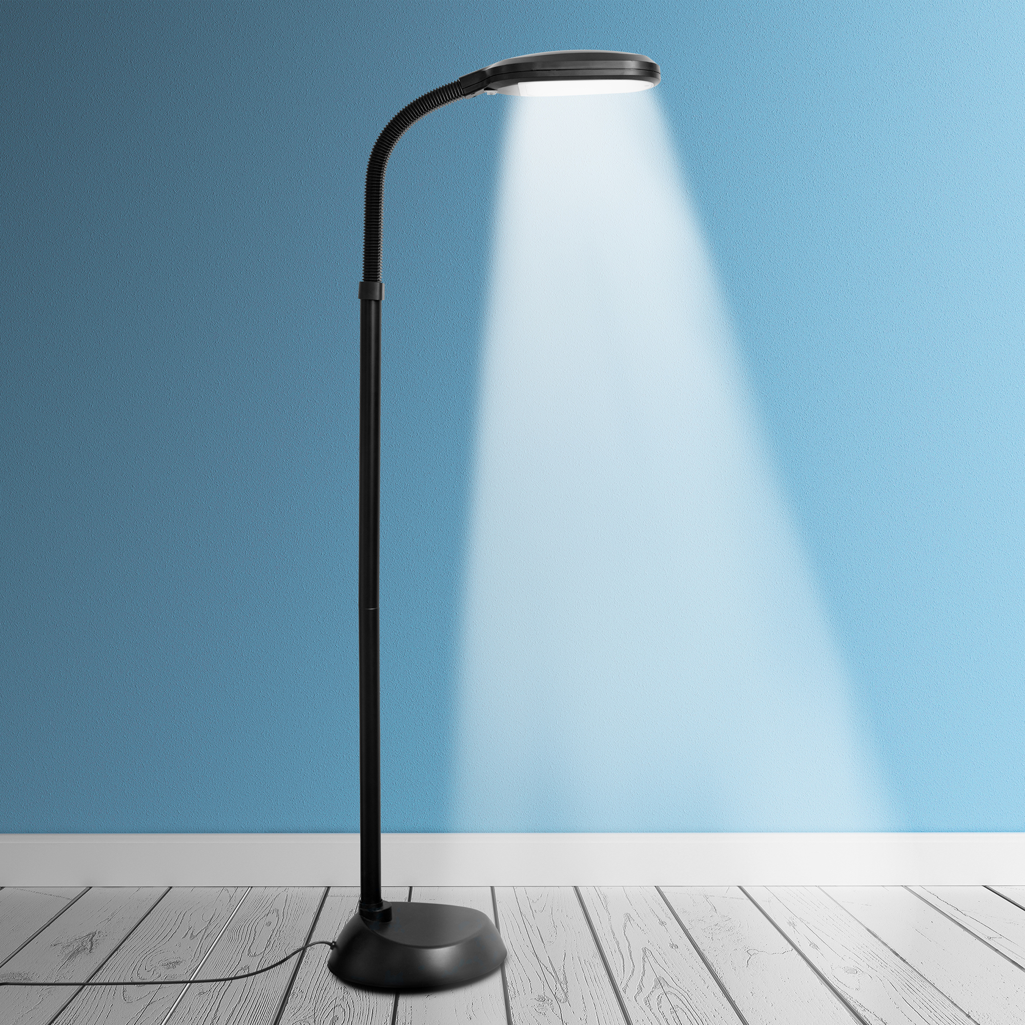 Kenley Natural Daylight Floor Lamp 12w Led Dimmable