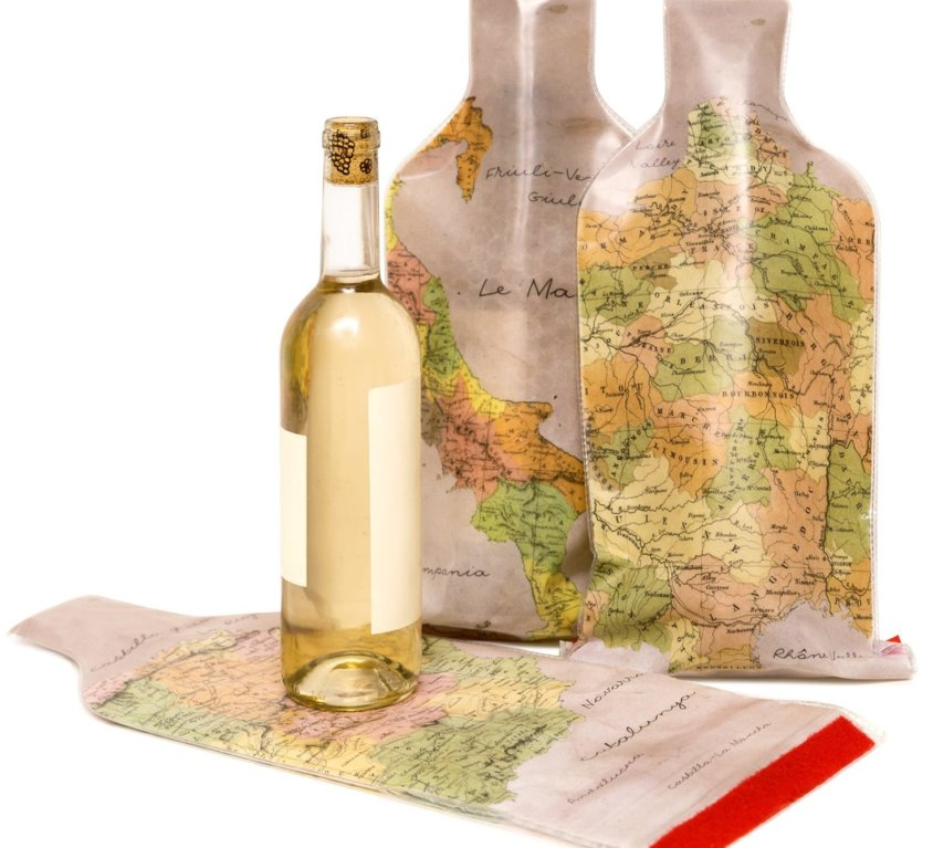 Wine Bottle Protector Sleeve