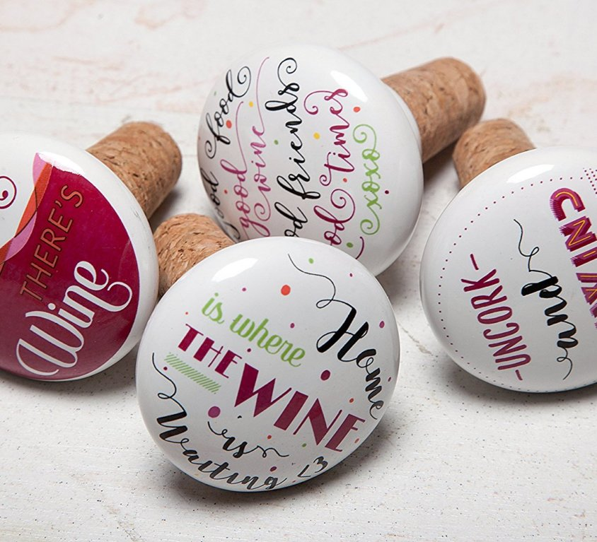 Cork Bottle Stoppers