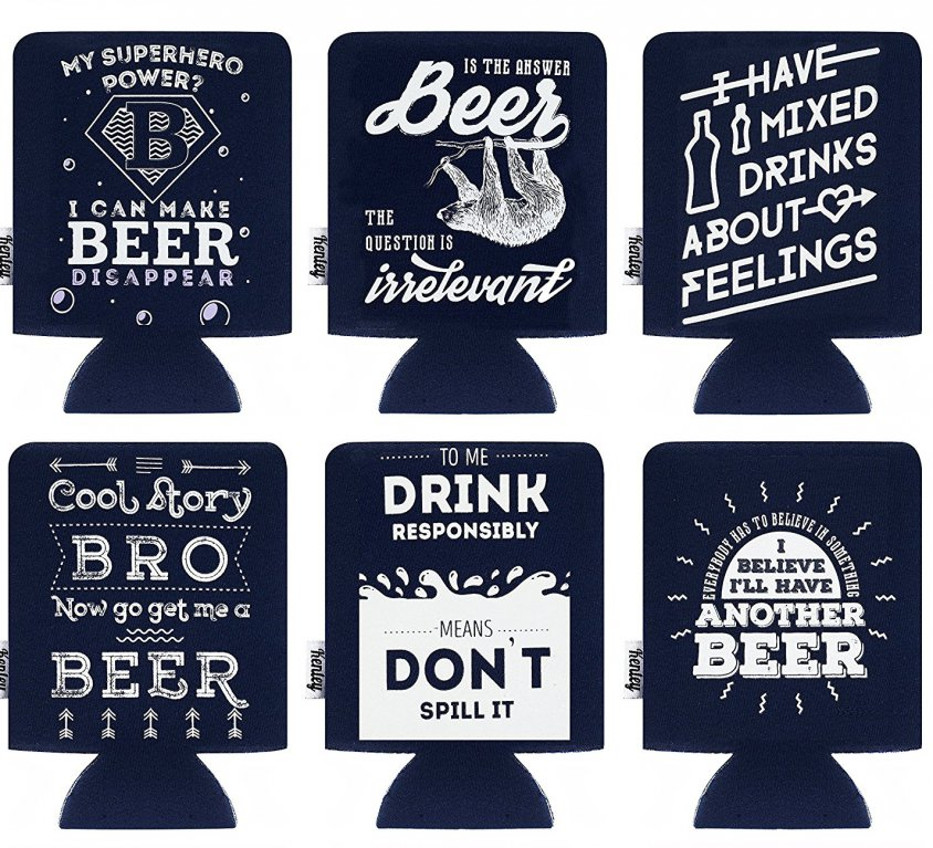 Funny Beer Can Coolers