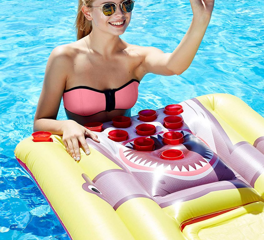 Beer Pong for Pool